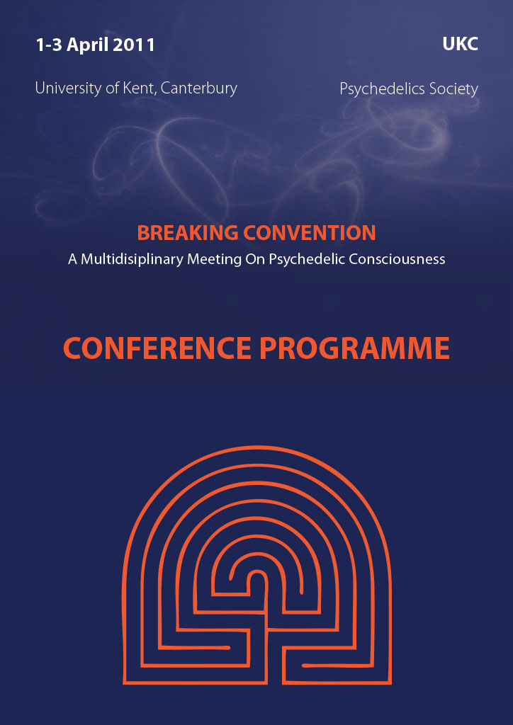 Breaking Convention booklet - 2013