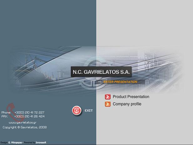 Gavrielatos presentation front