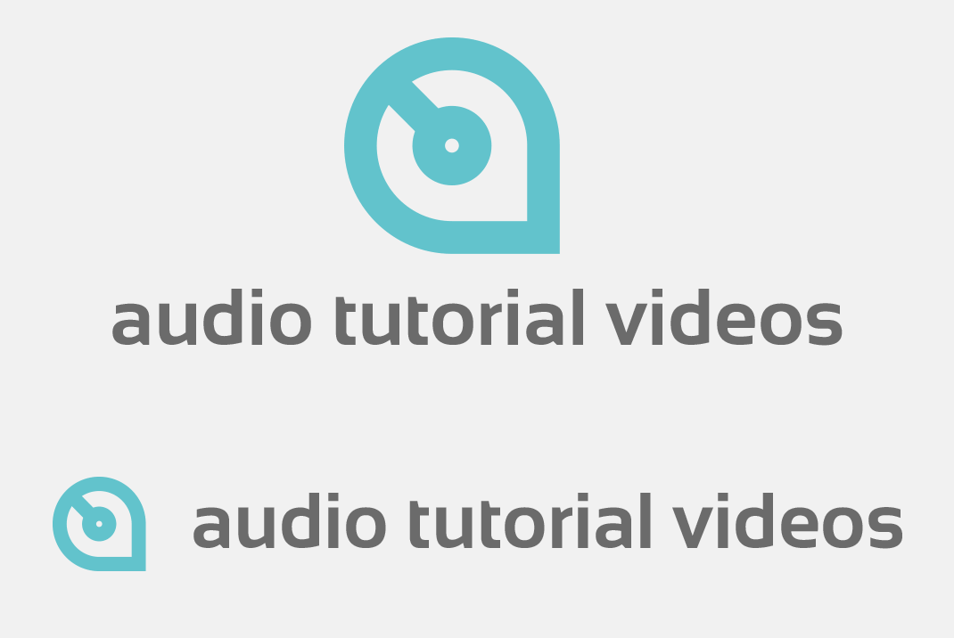 Audio Tutorial Videos logos