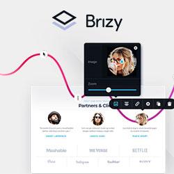 Brizy banner